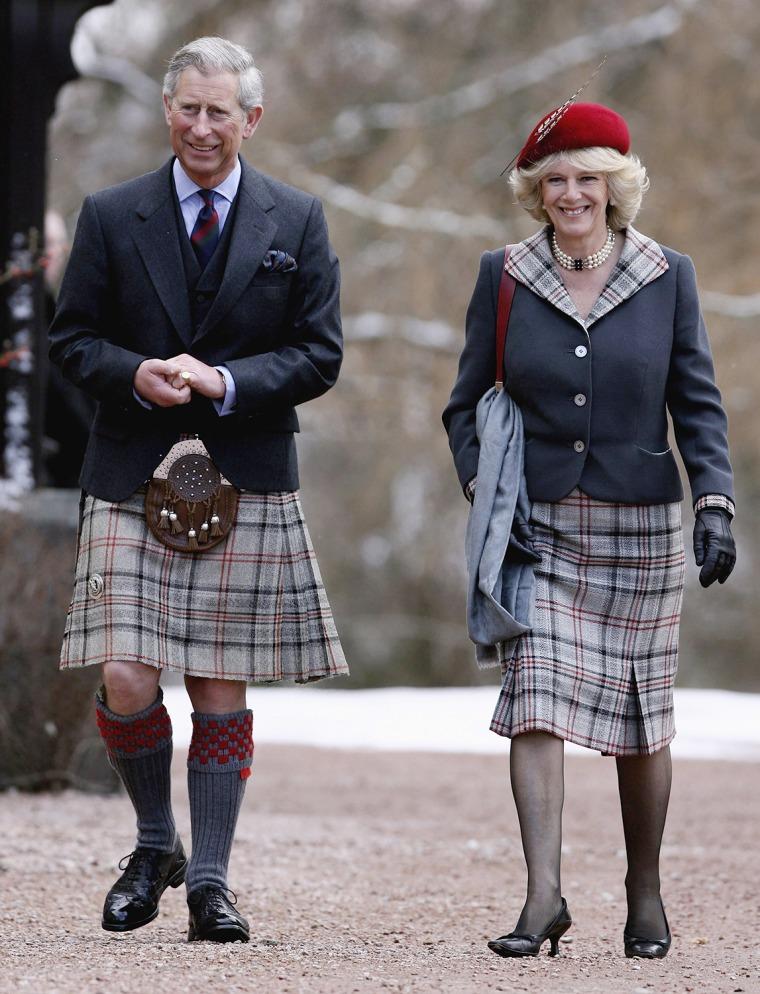 Prince Charles And Camilla Mark First Wedding Anniversary