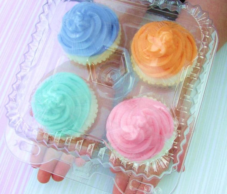 Cupcake tray www.facebook.com/sunbasilgarden
