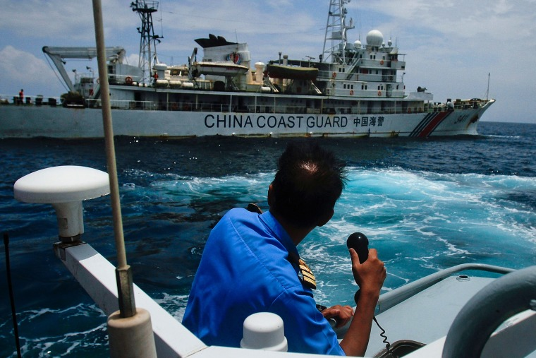 Image: Search For Missing Malaysian Airliner Expands To Indian Ocean