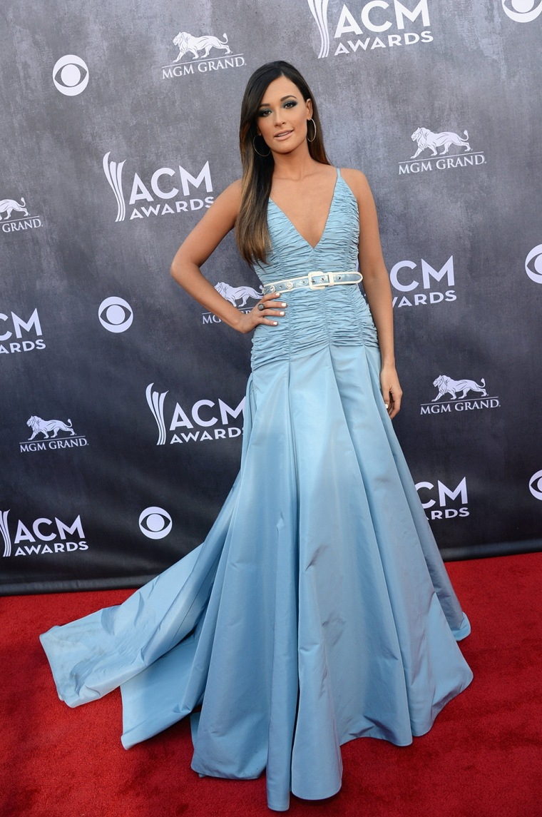 Image: 49th Annual Academy Of Country Music Awards - Red Carpet