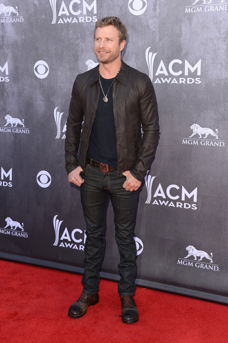 Image: 49th Annual Academy Of Country Music Awards - Arrivals