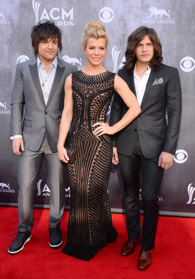 Image: Neil Perry, Kimberly Perry, Reid Perry