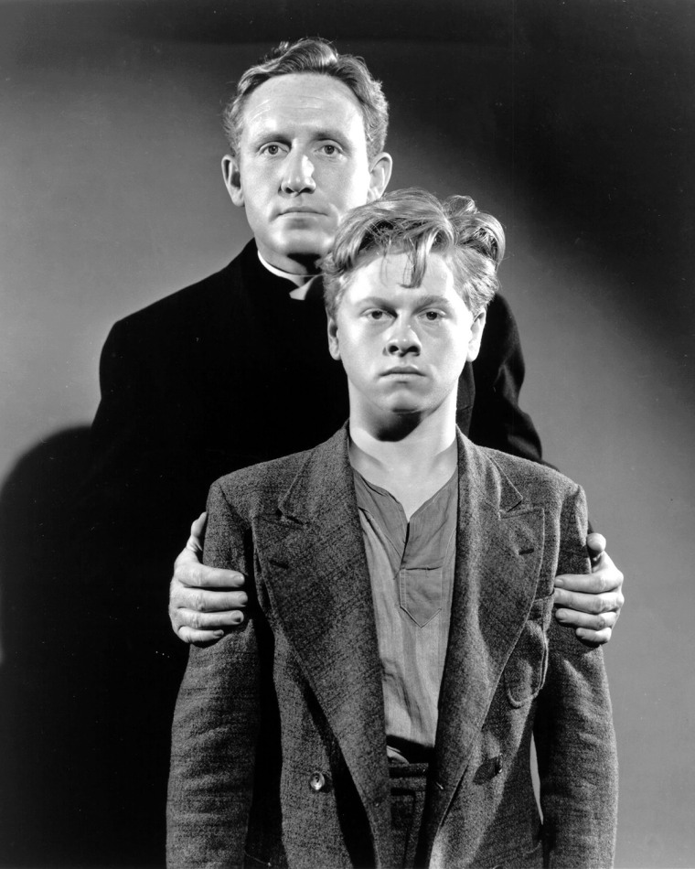 Image: FILE: Actor Mickey Rooney Dies At Age 93 Rooney And Tracy
