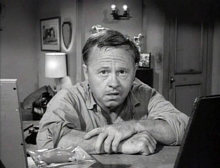 Image: FILE: Actor Mickey Rooney Dies At Age 93 Twilight Zone