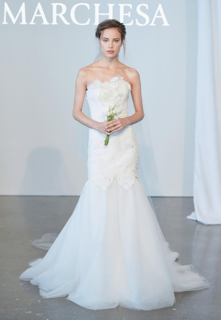 edc19d35 Image: Spring 2015 Bridal Collection - Marchesa - Show