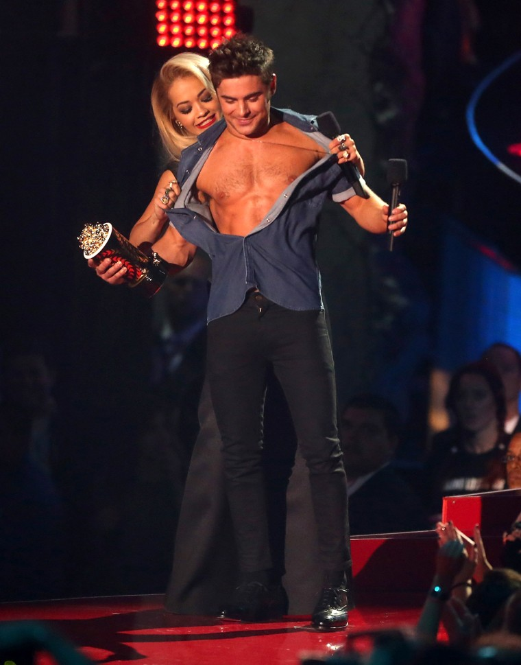 Image: 2014 MTV Movie Awards - Show