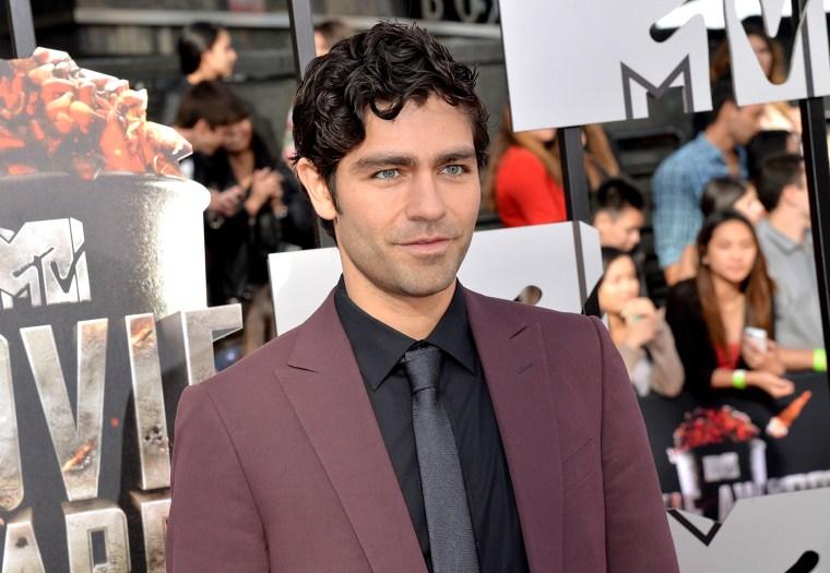 Image: 2014 MTV Movie Awards - Arrivals