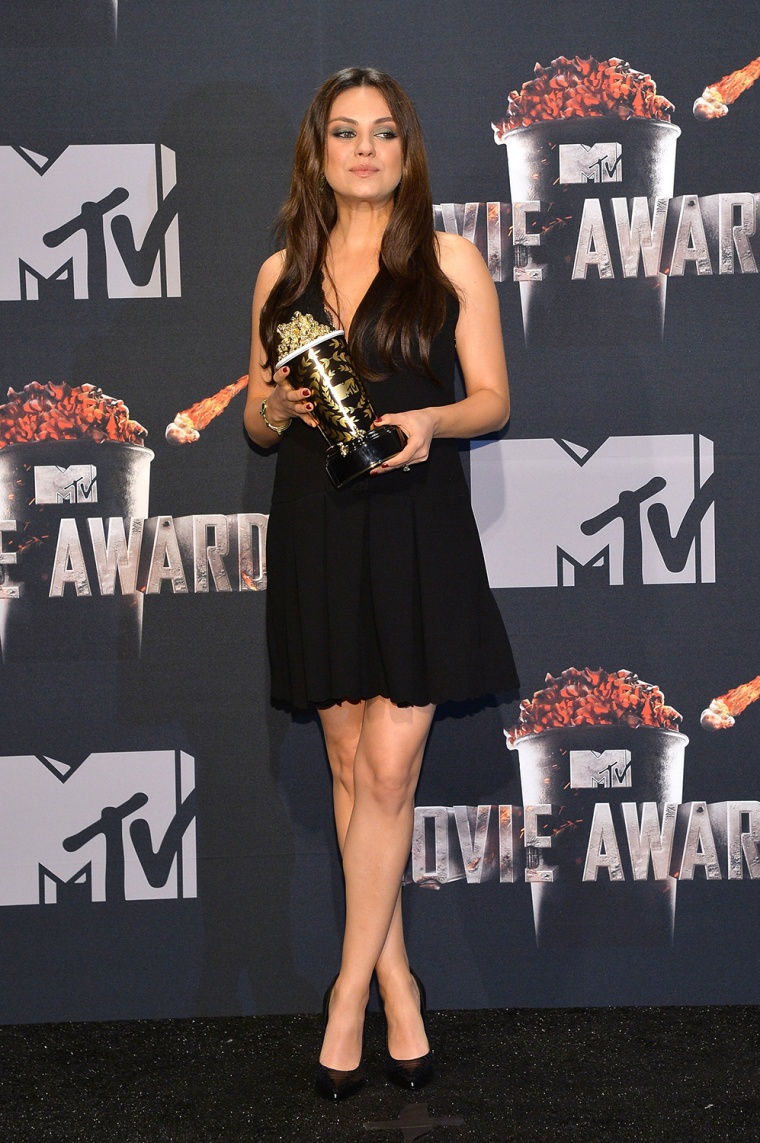 Image: 2014 MTV Movie Awards - Press Room