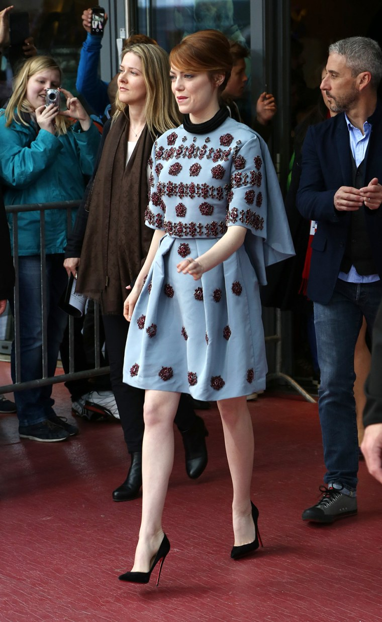 Image: Celebrity Sightings In Berlin
