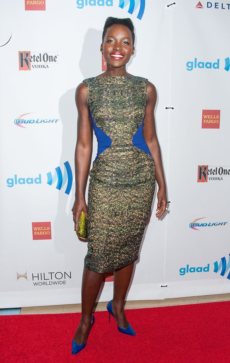 Image: 25th Annual GLAAD Media Awards - Arrivals