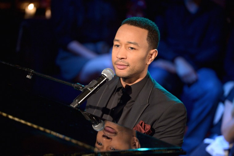 Image: Citi Presents Exclusive John Legend Concert For Citi ThankYou Cardmembers At The Emerson Theatre In Los Angeles Benefitting Teach For America