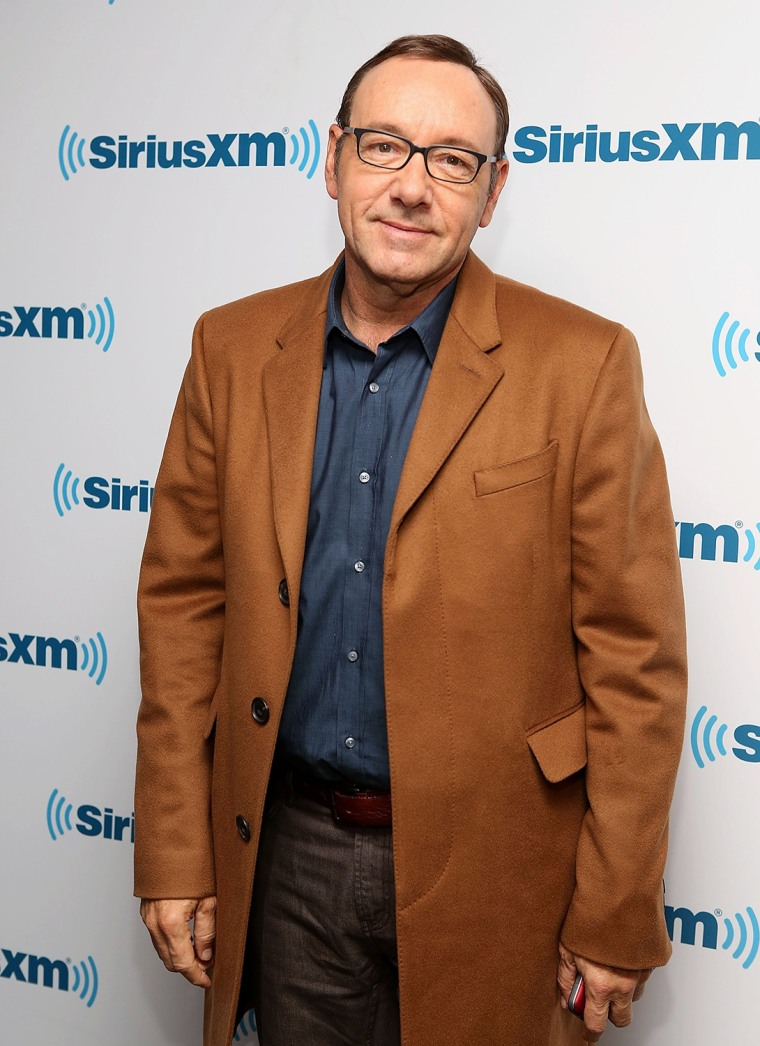 Image: Celebrities Visit SiriusXM Studios - April 22, 2014