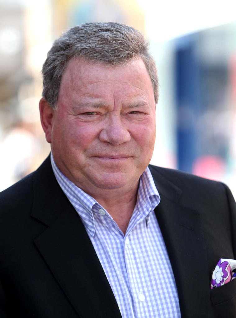 Image: EXTRA Interview With William Shatner At Westfield Century City