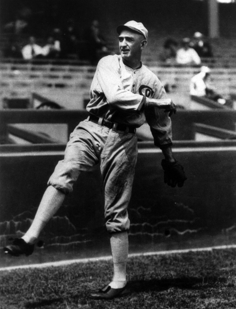 'Shoeless Joe' Jackson