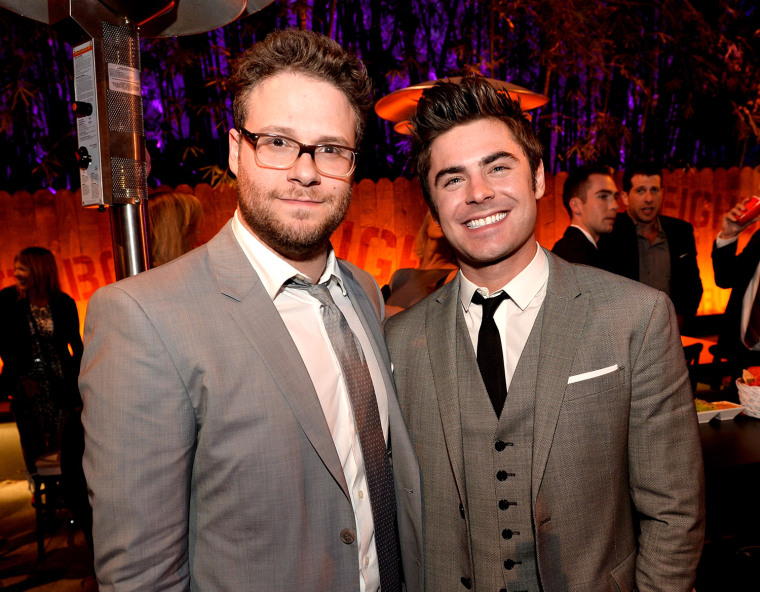 """Image: Premiere Of Universal Pictures' """"Neighbors"""" - After Party"""