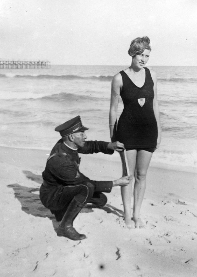 Beach Censor