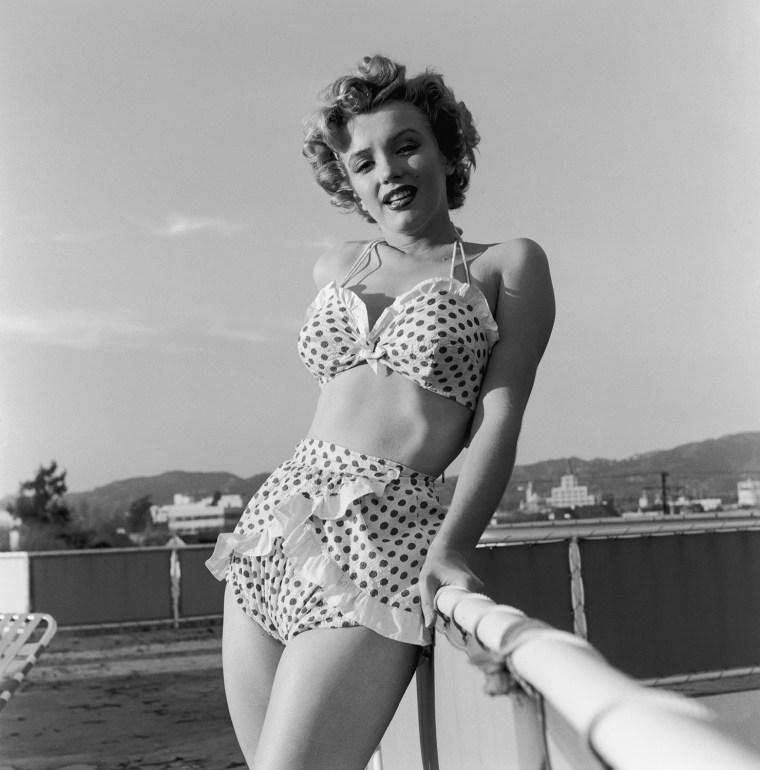 Marilyn In Spots