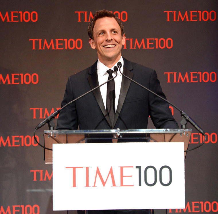 Image: TIME 100 Gala, TIME's 100 Most Influential People In The World - Dinner