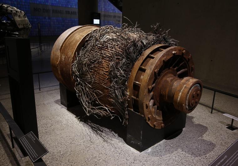 Image: 9/11 MEMORIAL MUSEUM DEDICATION