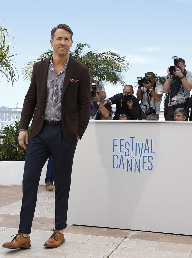 Image: Captives Photocall - 67th Cannes Film Festival