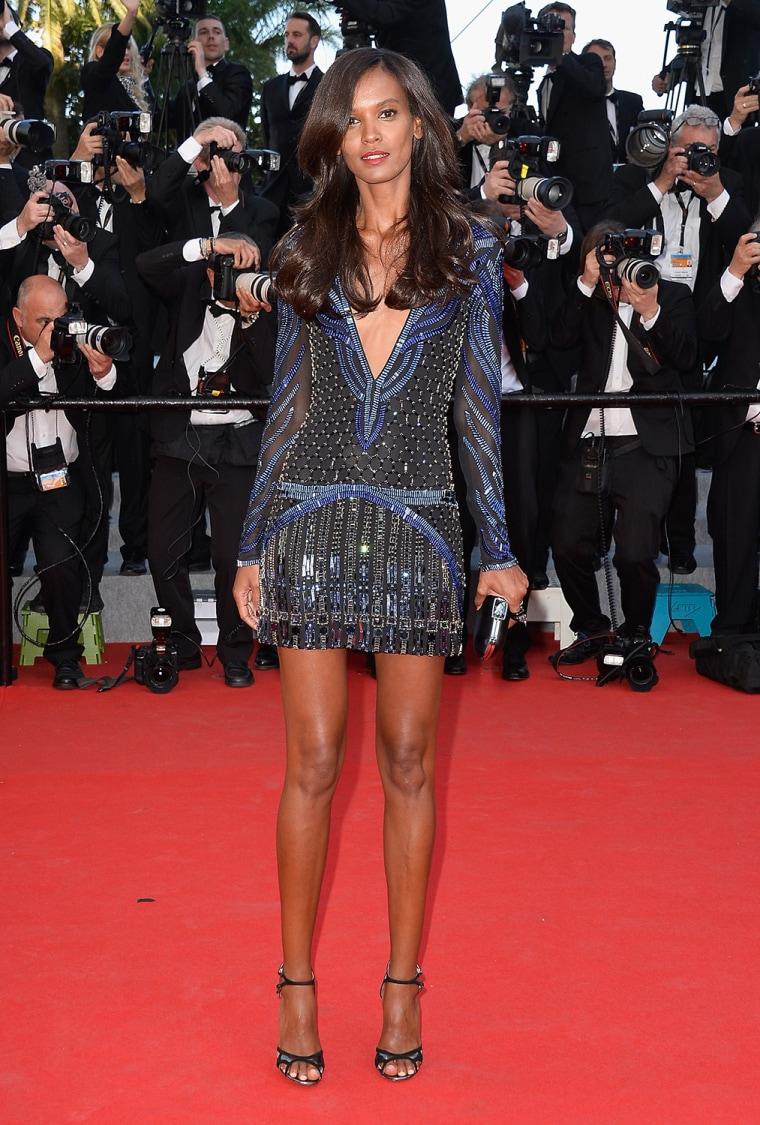 "Image: ""Mr. Turner"" Premiere - The 67th Annual Cannes Film Festival"
