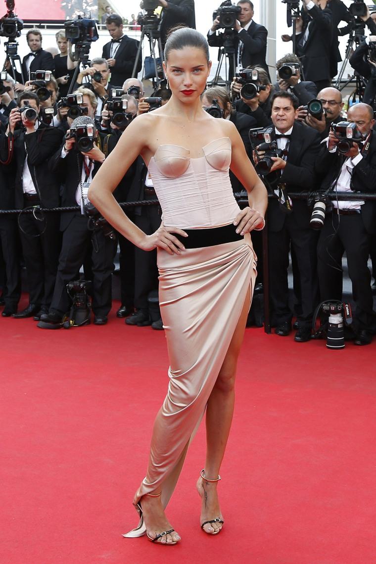 Image: FRANCE-ENTERTAINMENT-CANNES-FILM-FESTIVAL