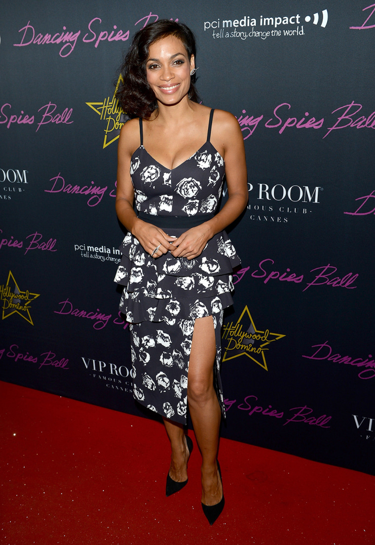 Image: Dom Perignon Presents Hollywood Domino Party - The 67th Annual Cannes Film Festival