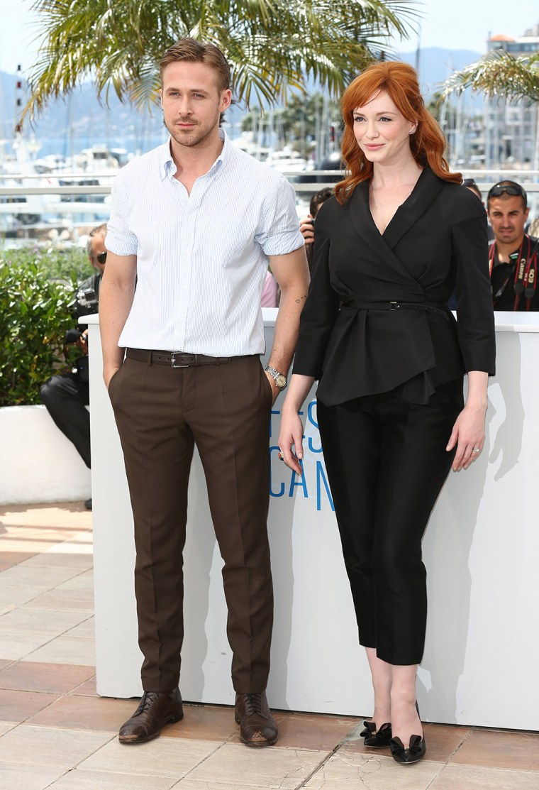 """Image: """"Lost River"""" Photocall - The 67th Annual Cannes Film Festival"""