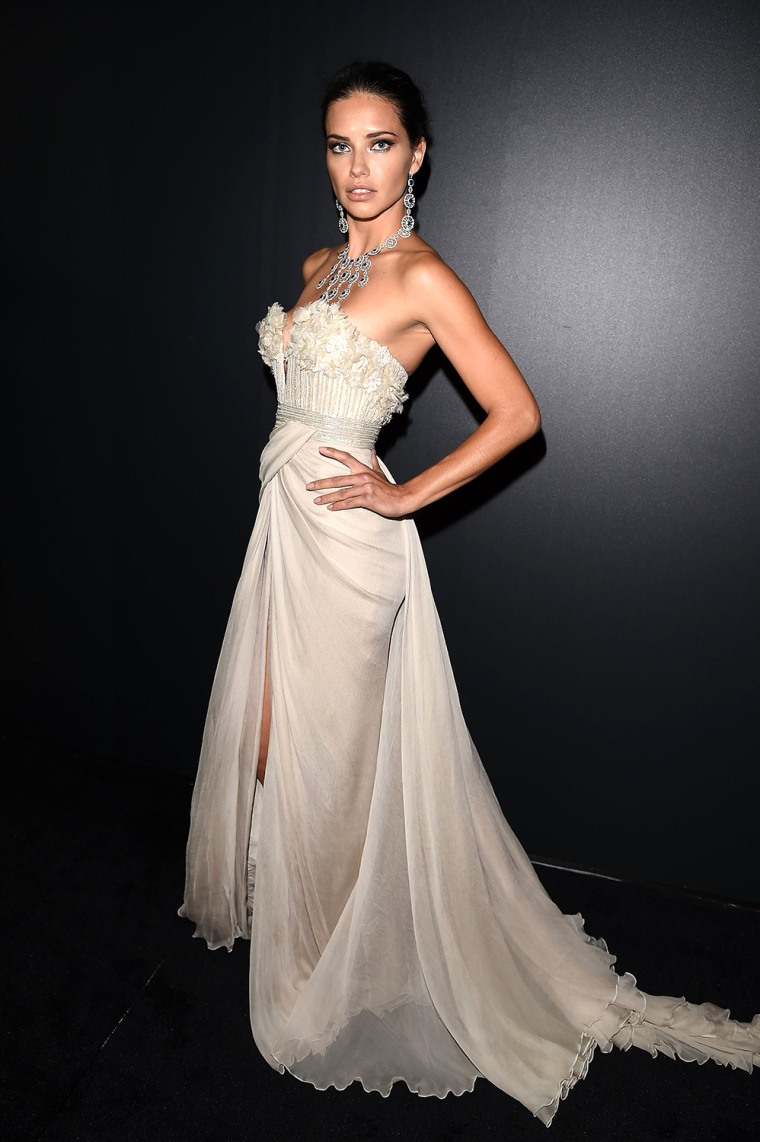 Image: Chopard Backstage Arrivals - The 67th Annual Cannes Film Festival