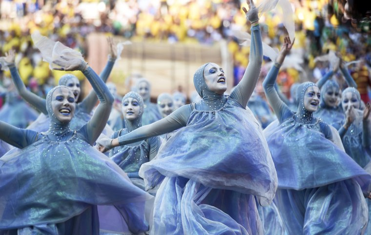 Image: FBL-WC-2014-OPENING CEREMONY