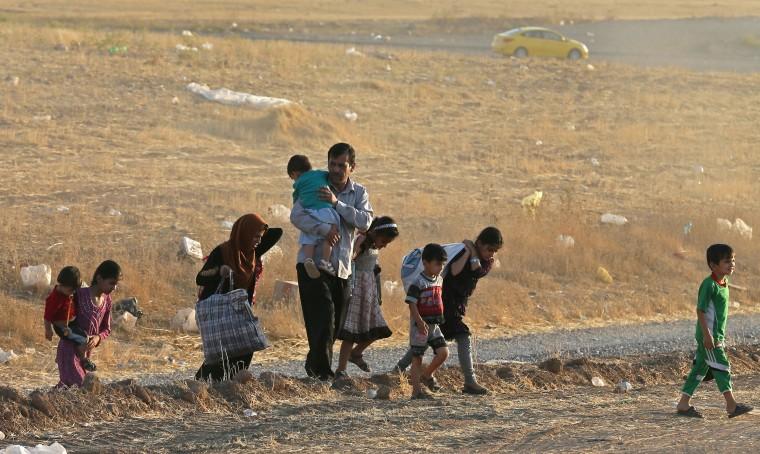 Image: IRAQ-UNREST