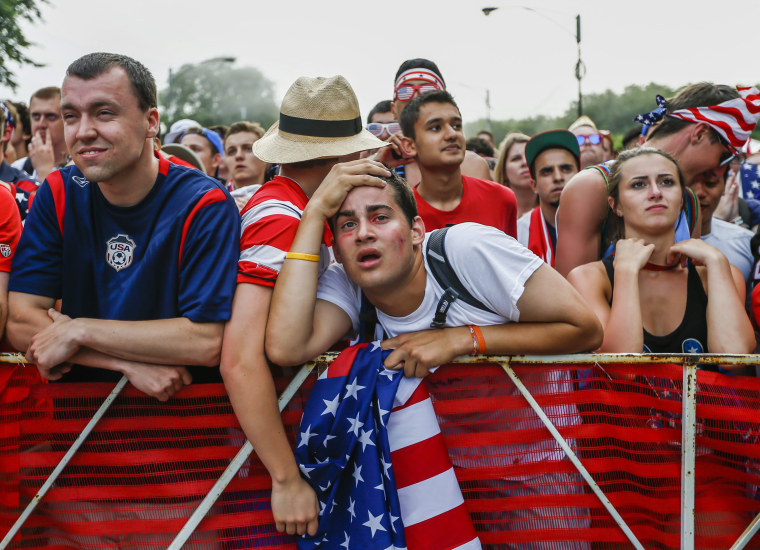 Image: USA feature FIFA World Cup 2014