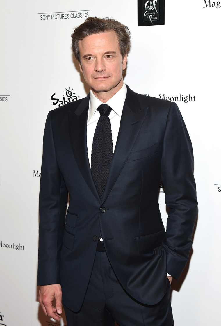 Colin firth youtube celebrity sighting