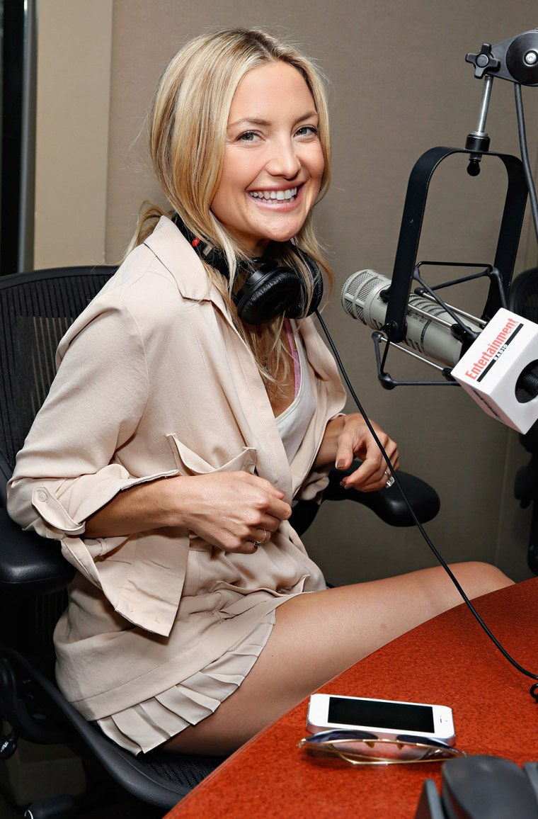Image: BESTPIX - SiriusXM's Unmasked Special With Zach Braff And Kate Hudson