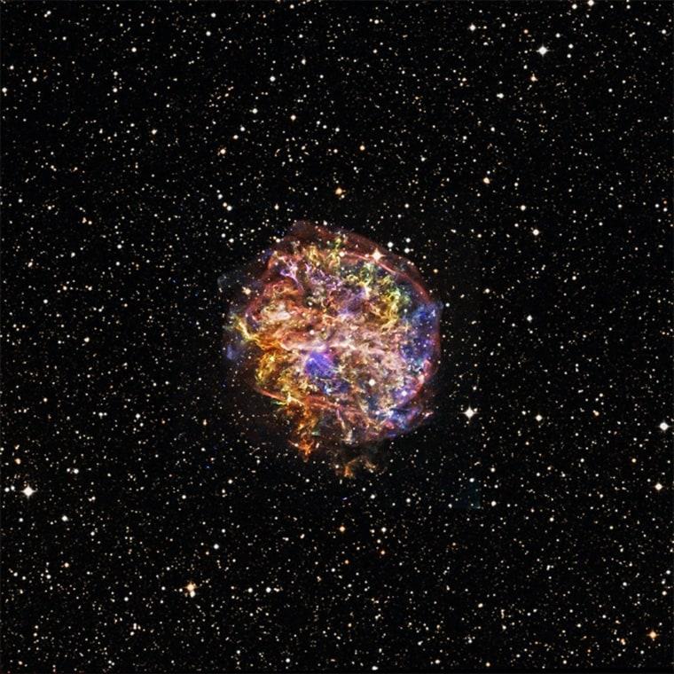 Image: NASA's Chandra X-ray Observatory Celebrates 15th Anniversary