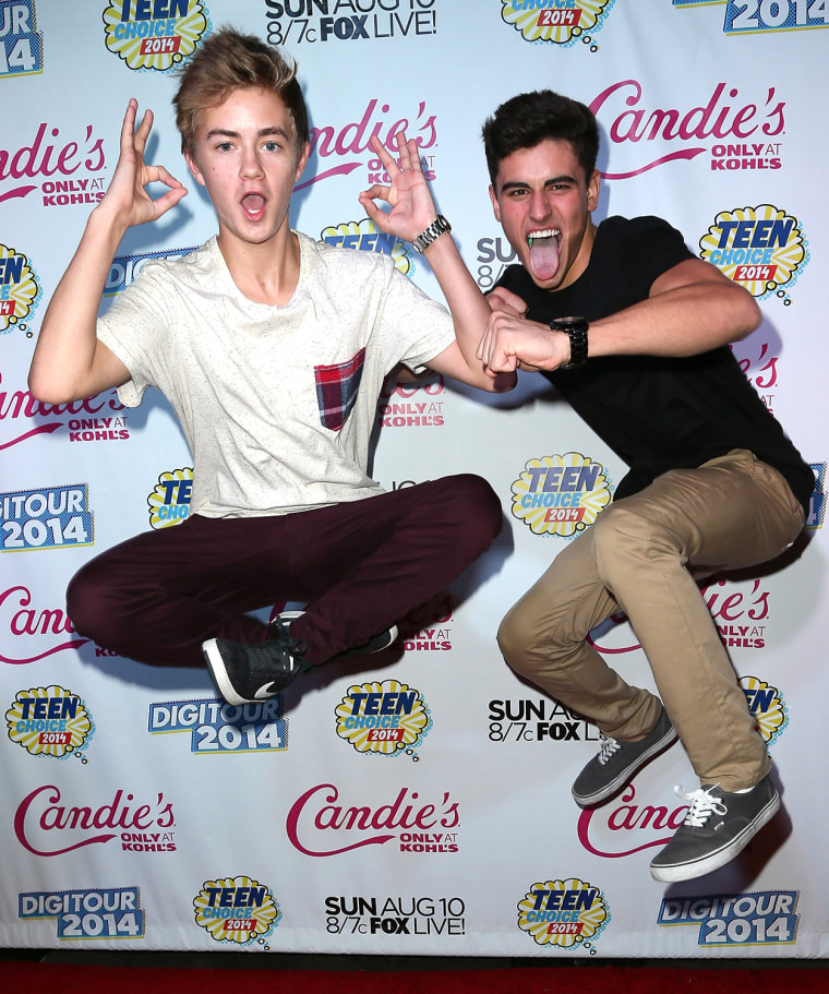 Image: BESTPIX: DigiTour Hosts Teen Choice 2014 Awards Official Pre-Party