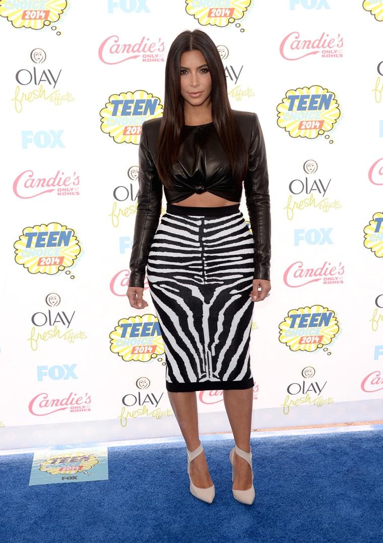 Image: Teen Choice Awards 2014 - Arrivals