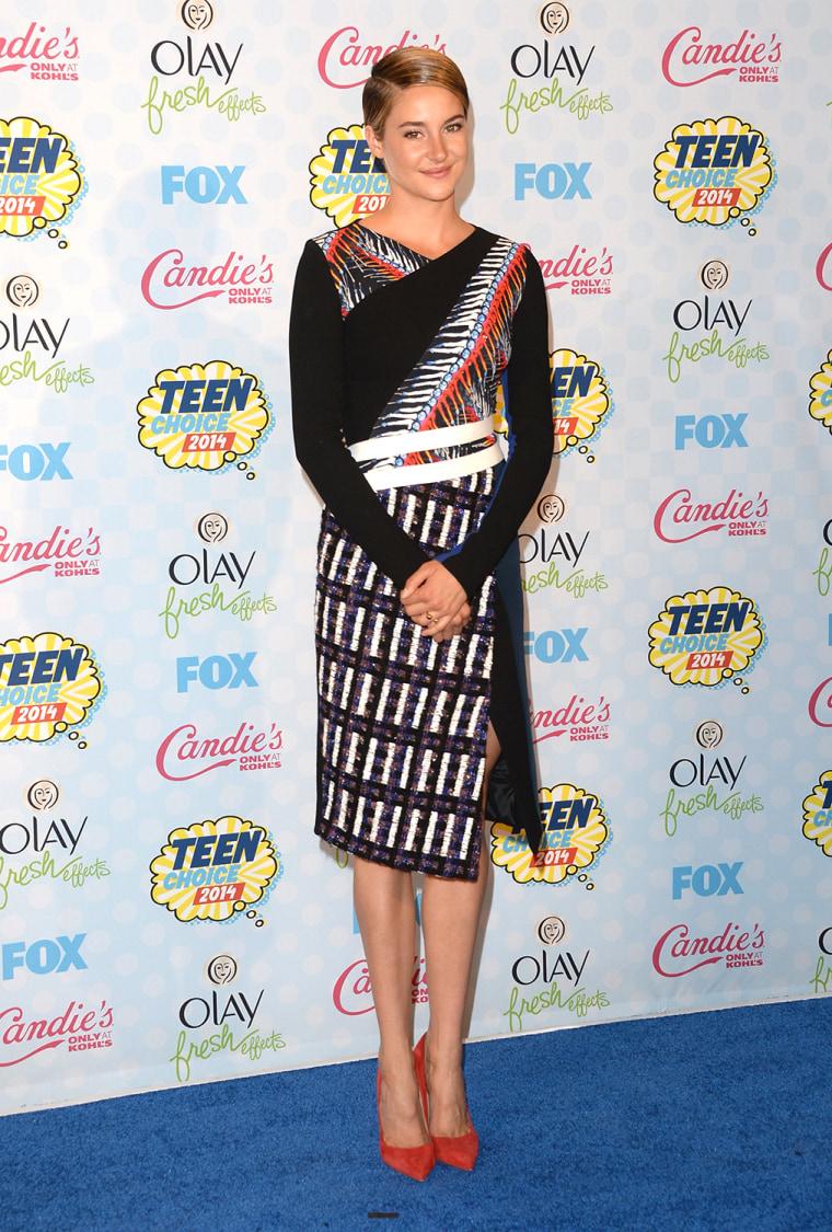 Image: Teen Choice Awards 2014 - Press Room