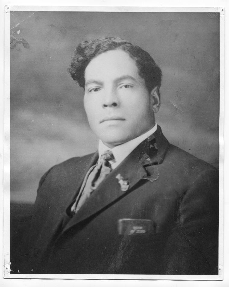 Image: James McCauley, Rosa Parks' father
