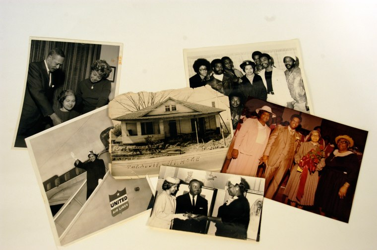 Images: Photos of Rosa Parks in public life