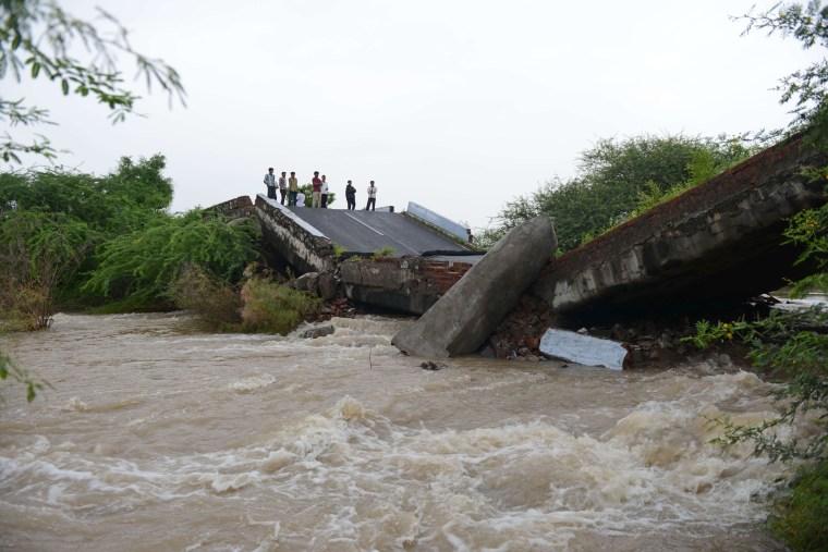 Image: INDIA-WEATHER-RAIN