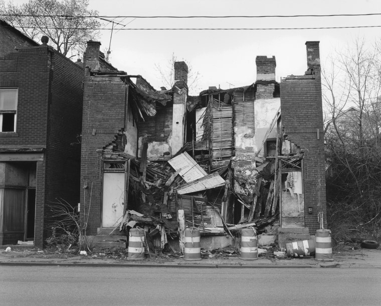 Home on Braddock Avenue, 2007