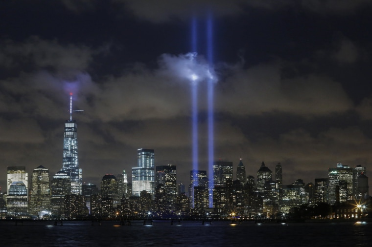 Image: BESTPIX - Nation Prepares To Mark 13th Anniversary Of September 11th Attacks