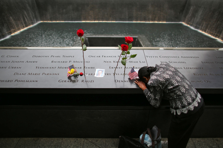 Image: 13th anniversary of 9/11 terror attacks