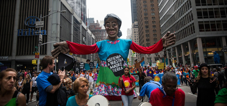 Image: People's Climate March