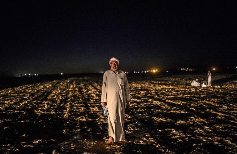 Image: TOPSHOTS-TURKEY-SYRIA-KURDS-REFUGEES