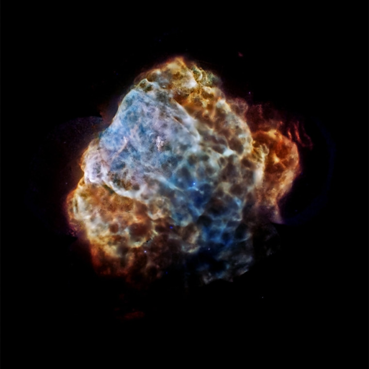 Image: Unprecedented X-ray View of Supernova Remains