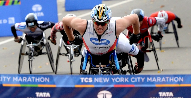 Image: 2014 New York City Marathon