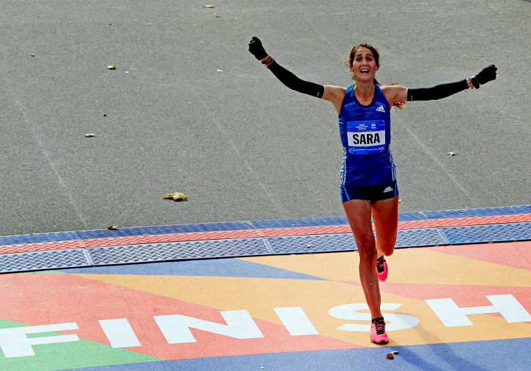 Image: 2014 TCS New York City Marathon
