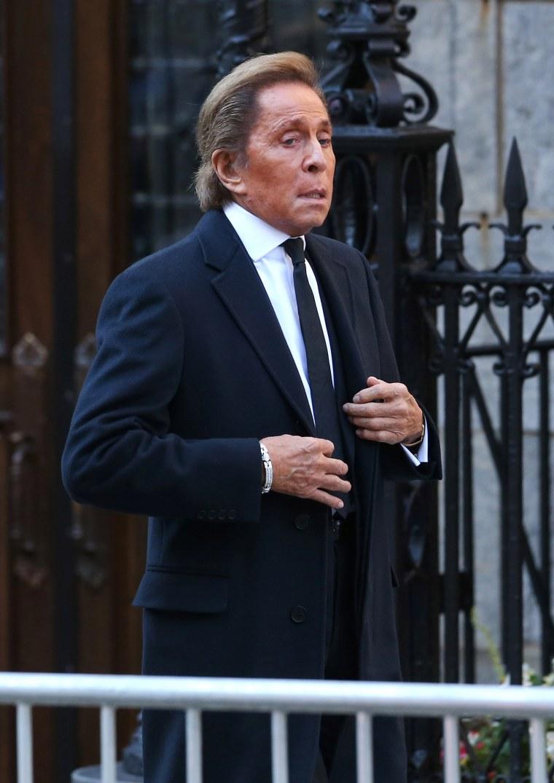 Image: Oscar De La Renta's Funeral